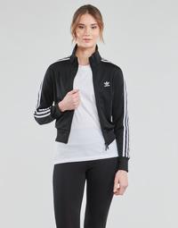 material Women Jackets adidas Originals FIREBIRD TT PB Black