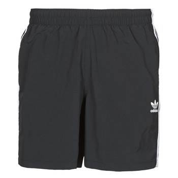 material Men Trunks / Swim shorts adidas Originals 3-STRIPE SWIMS Black