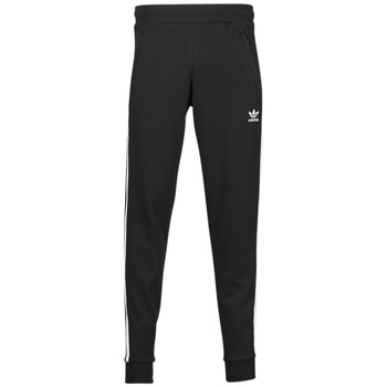 material Men Tracksuit bottoms adidas Originals 3-STRIPES PANT Black
