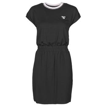 material Women Short Dresses Volcom SIIYA DRESS Black