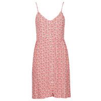 material Women Short Dresses Le Temps des Cerises SIERO Red