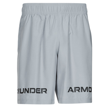 material Men Shorts / Bermudas Under Armour UA WOVEN GRAPHIC WM SHORT Grey