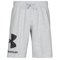 material Men Shorts / Bermudas Under Armour UA RIVAL FLC BIG LOGO SHORTS Grey