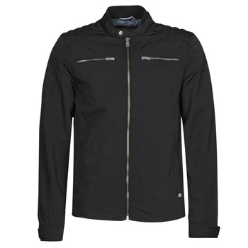 material Men Blouses Petrol Industries JACKET BIKER Black