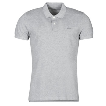 material Men short-sleeved polo shirts Esprit COO N PI PO SS Grey