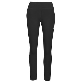 material Women leggings Reebok Classic TE TAPE PACK LEGGING Black