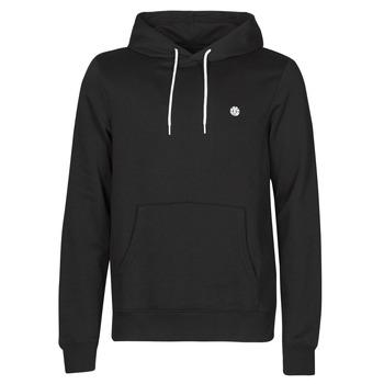 material Men sweaters Element CORNELL CLASSIC HO Black