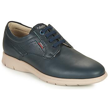 Shoes Men Derby shoes CallagHan ASTON Blue