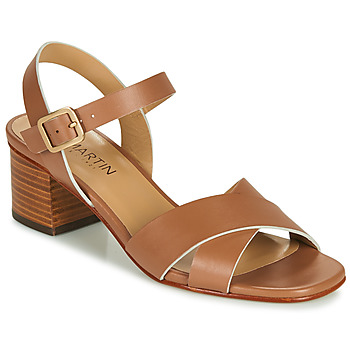 Shoes Women Sandals JB Martin OXIA Brown