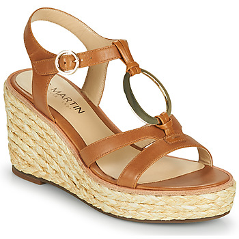 Shoes Girl Sandals JB Martin EMANI Brown