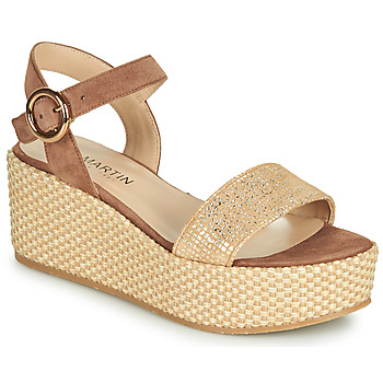 Shoes Girl Sandals JB Martin 1CORSO Brown