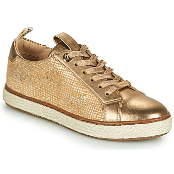 Shoes Girl Low top trainers JB Martin 1INAYA Gold