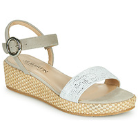 Shoes Girl Sandals JB Martin 1JADENA White