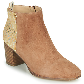 Shoes Girl Boots JB Martin 1LILOSI Brown