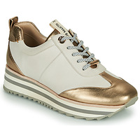 Shoes Girl Low top trainers JB Martin 4CANDIO Banc / Gold