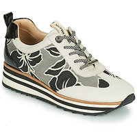 Shoes Girl Low top trainers JB Martin 4CASSIE Grey / Black