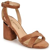 Shoes Women Sandals JB Martin KIMOE Brown