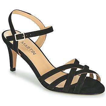 Shoes Women Ballerinas JB Martin PIRIA Black