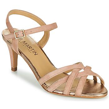 Shoes Women Ballerinas JB Martin PIRIA Brown