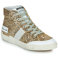 Shoes Women High top trainers Meline  Gold