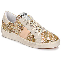 Shoes Women Low top trainers Meline NKC1381 Gold