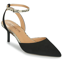 Shoes Women Sandals JB Martin TWISTO Black / White