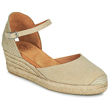 Shoes Women Sandals Unisa CISCA Beige