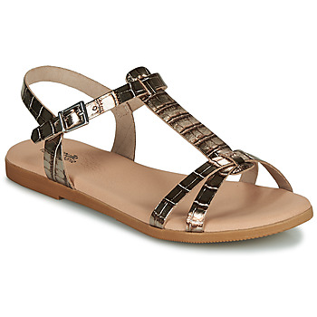 Shoes Girl Sandals Citrouille et Compagnie NEW 14 Brown