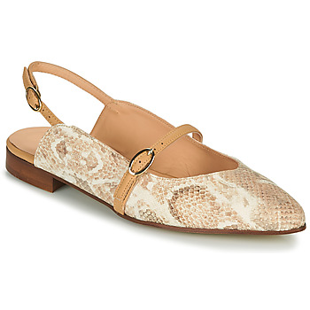 Shoes Women Ballerinas Fericelli SUSANNA White
