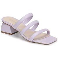 Shoes Women Mules Fericelli TIBET Violet