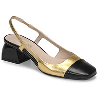 Shoes Women Court shoes Fericelli TOUBET Gold / Black