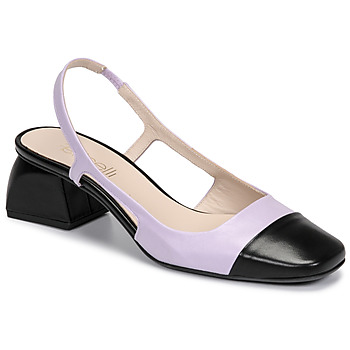 Shoes Women Court shoes Fericelli TOUBET Violet / Black