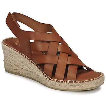 Shoes Women Sandals Fericelli ODALUMY Camel