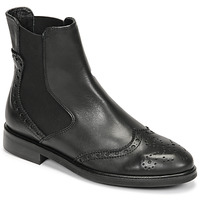 Shoes Women Mid boots Fericelli CRISTAL Black