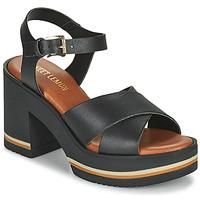 Shoes Women Sandals Sweet Lemon LUPOLE Black