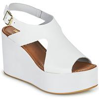 Shoes Women Sandals Sweet Lemon IJOX White
