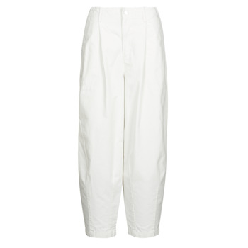 material Women 5-pocket trousers Levi's CRISP TWILL TOFU Beige