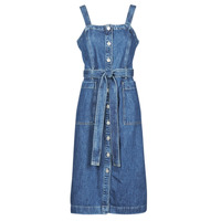 material Women Short Dresses Levi's OUT OF THE BLUE X Blue