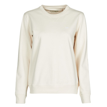 material Women sweaters Lee SUSTAINABLE SWS ECRU MELE White