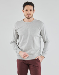material Men sweaters Lee SUSTAINABLE CREW SWS GREY MELE Grey