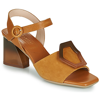 Shoes Women Sandals Hispanitas SANDY Brown