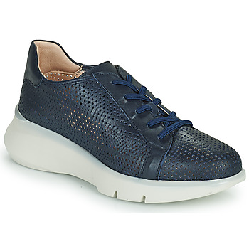 Shoes Women Low top trainers Hispanitas TELMA Blue
