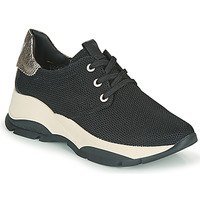 Shoes Women Low top trainers Hispanitas ANDES Black