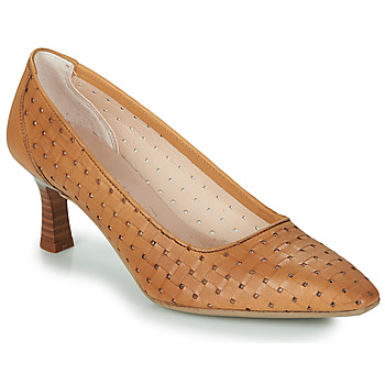 Shoes Women Court shoes Hispanitas FRIDA-5 Brown
