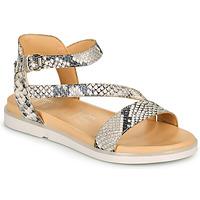 Shoes Women Sandals Mjus KETTA Silver
