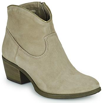 Shoes Women Ankle boots Mjus DAL COLOR Beige