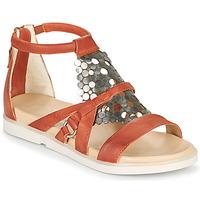 Shoes Women Sandals Mjus KETTA Brick / Silver