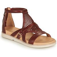 Shoes Women Sandals Mjus KETTA Bordeaux