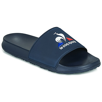 Shoes Men Sliders Le Coq Sportif SLIDE LOGO Blue