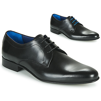 Shoes Men Derby shoes Azzaro CRISTAN Black